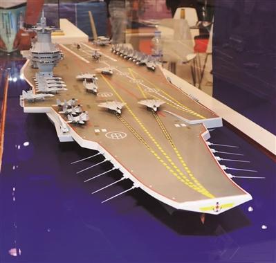 俄羅斯擬建首艘核動力航母