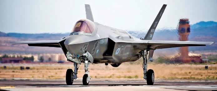 美空軍組建五代機假想敵中隊