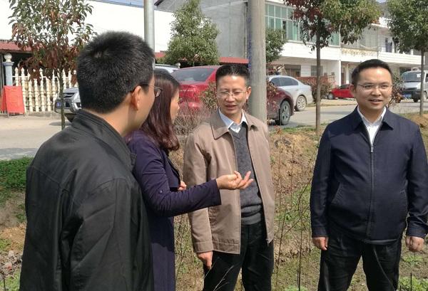 符俊根赴宁乡调研统一战线参与乡村振兴战略实施